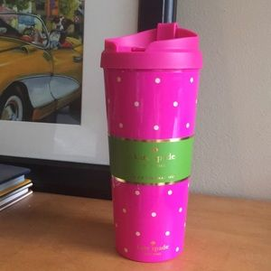 Kate spade thermal mug